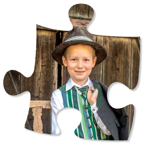 Puzzle Kinder
